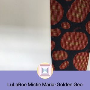 Lularoe kids S/M Halloween leggings